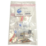 Eumer Microtube Starter Kit - XS And M Tubes - Assorted
