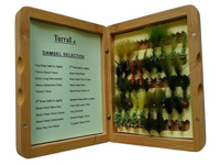 Turrall Hatch Match Fly Selections