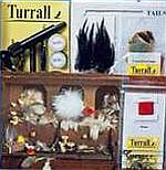 Turrall Fly Tying Display Kit